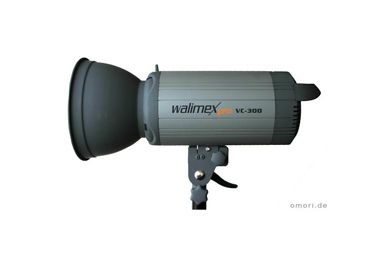 Erfahrungsbericht Walimex Pro VC-300 / VC-600