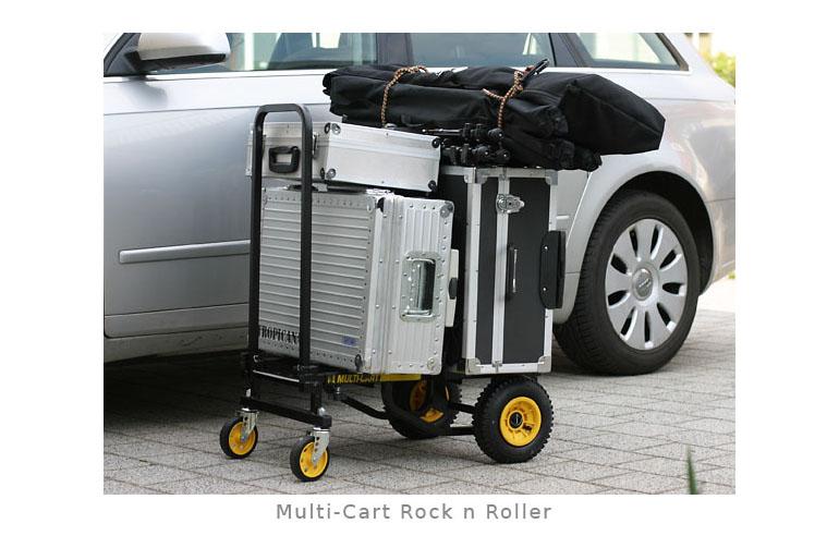 Praktische Lösungen zum Transport von Fotogepäck