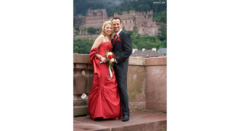 Motivliste für die Hochzeitsfotografie