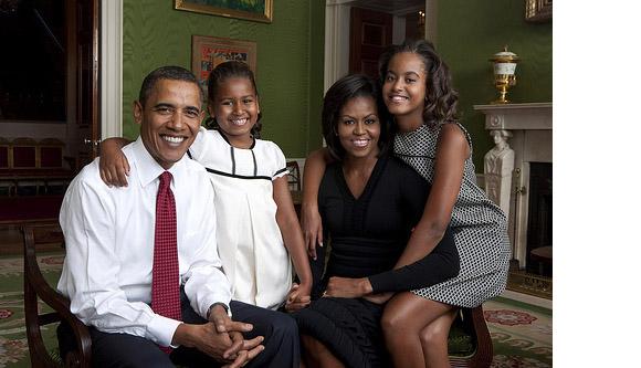 Foto-Ausrüstung im Weißen Haus