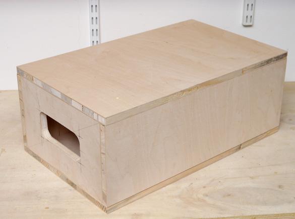 Applebox DIY für das Fotostudio selber bauen