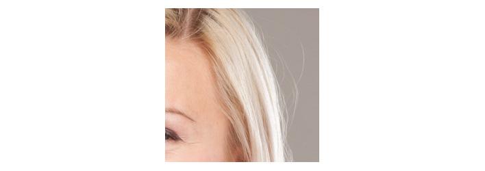 Fliegende / abstehende Haare beim Fotoshooting