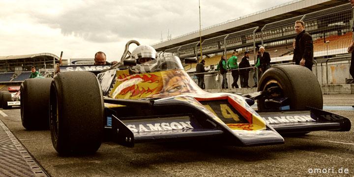 Einladung zum kostenlosen Fotoshooting Motorsport-Fotografie