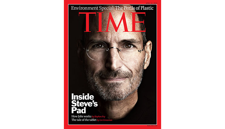 Time Cover mit Steve Jobs in 3 Minuten