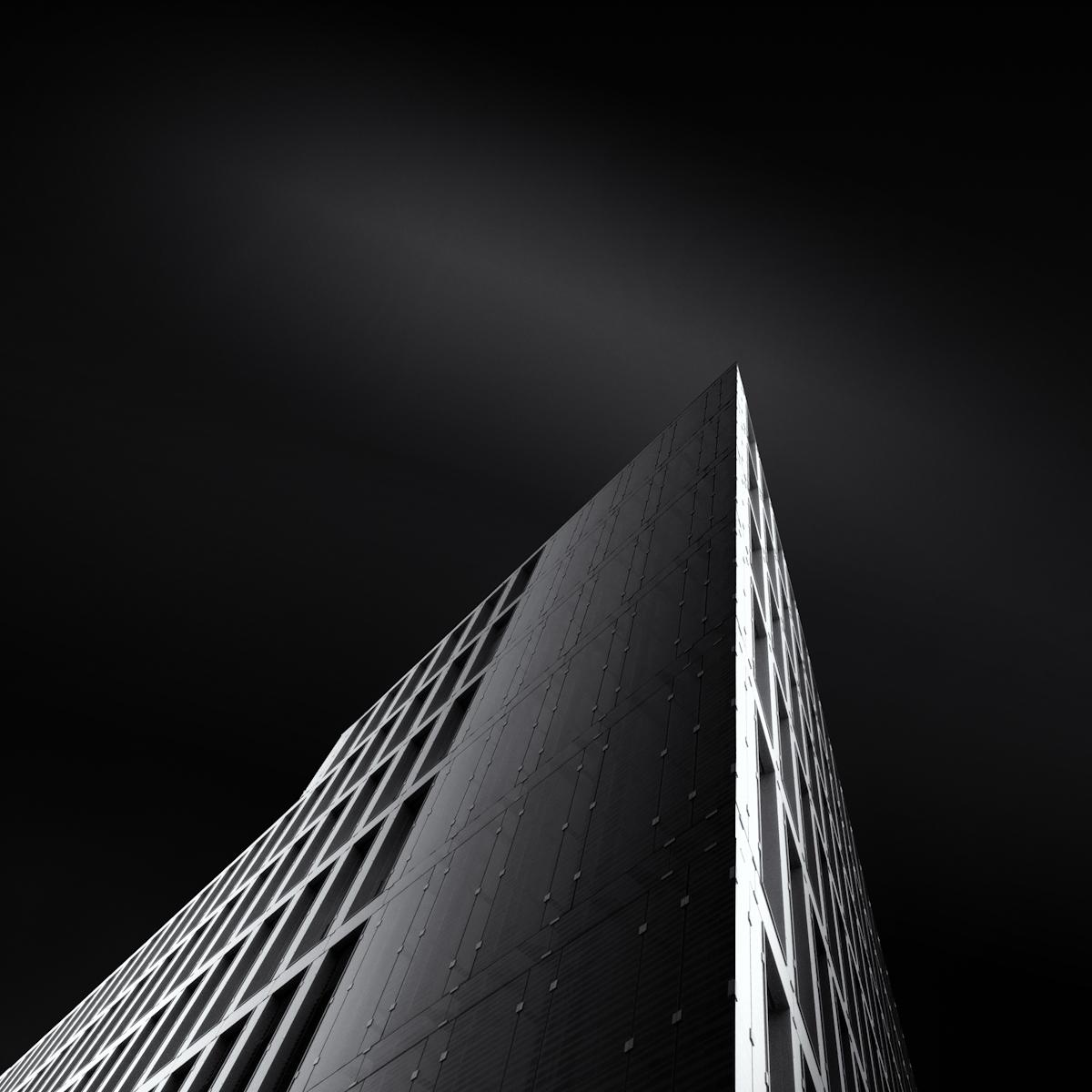 Schwarzweiß Architekturfotografie