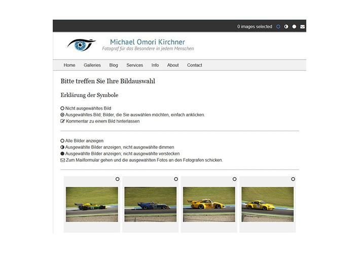 Picdrop und Co: Tools für die Bildauswahl