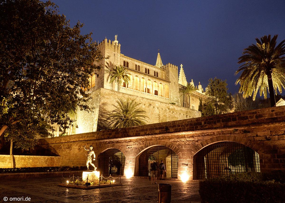 Palma de Mallorca Königspalast
