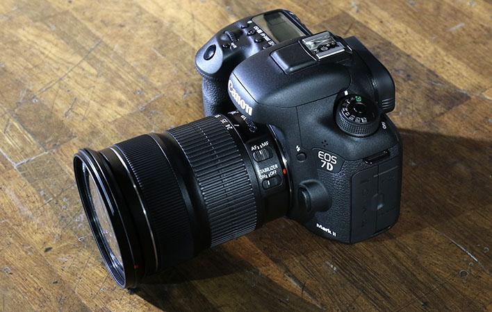 Canon EOS 7D Mark II Praxis-Test bei der Action-Fotografie