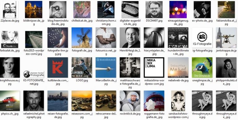 70 sehenswerte Fotografie-Blogs